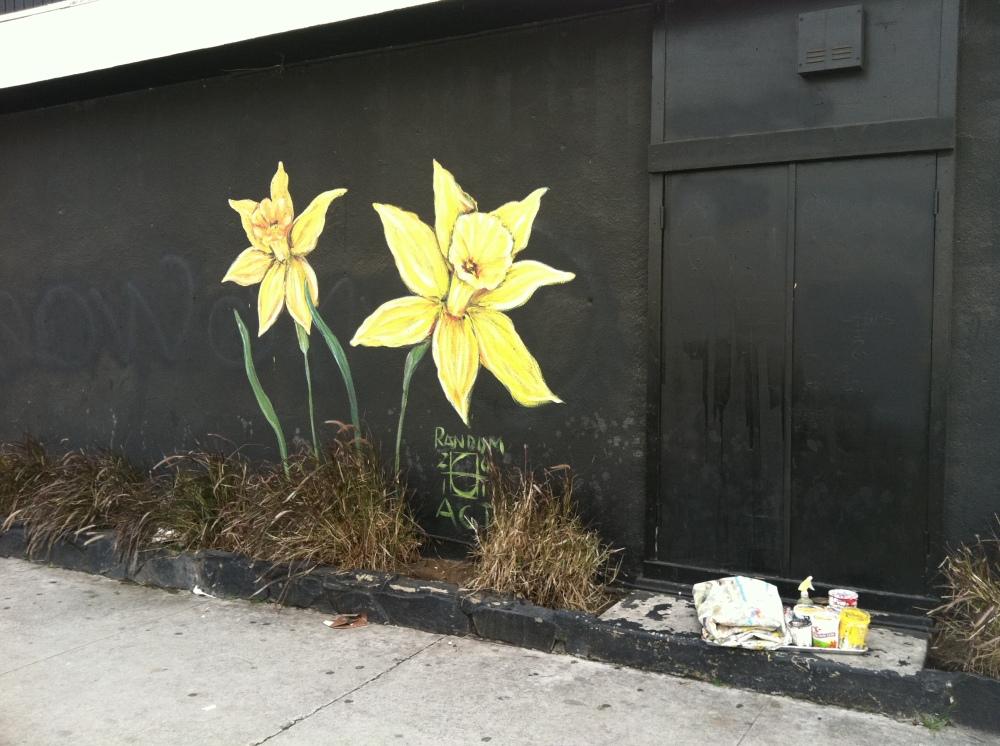 Daffodil on Sunset Celebrates Springtime in LA