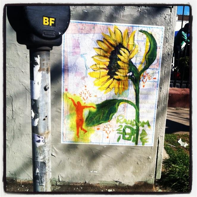 Sunflower on Spaulding