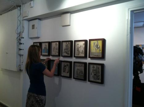 emma at gabba gallery