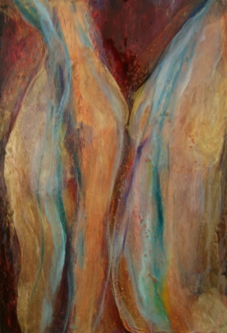 oil painting by Artist Andrea LaHue